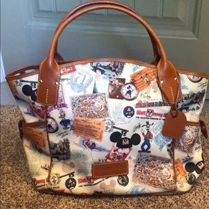 Disney World Dooney & Bourke Tote